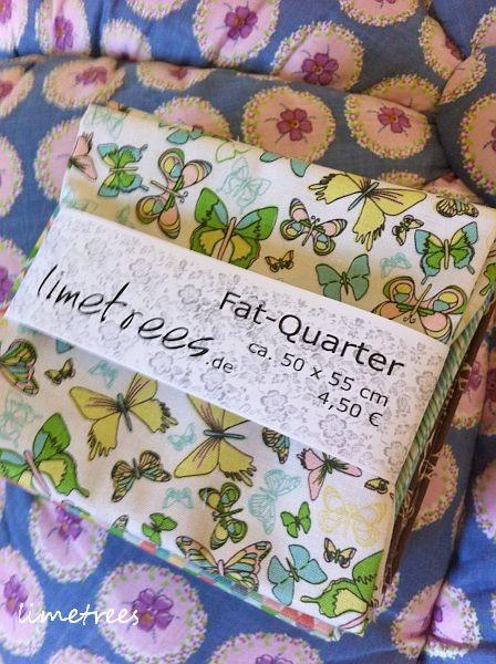 bunte Fat Quarter