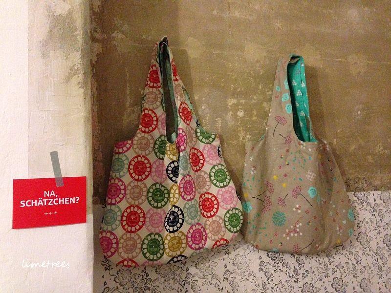 stofftasche statt plastiktüte