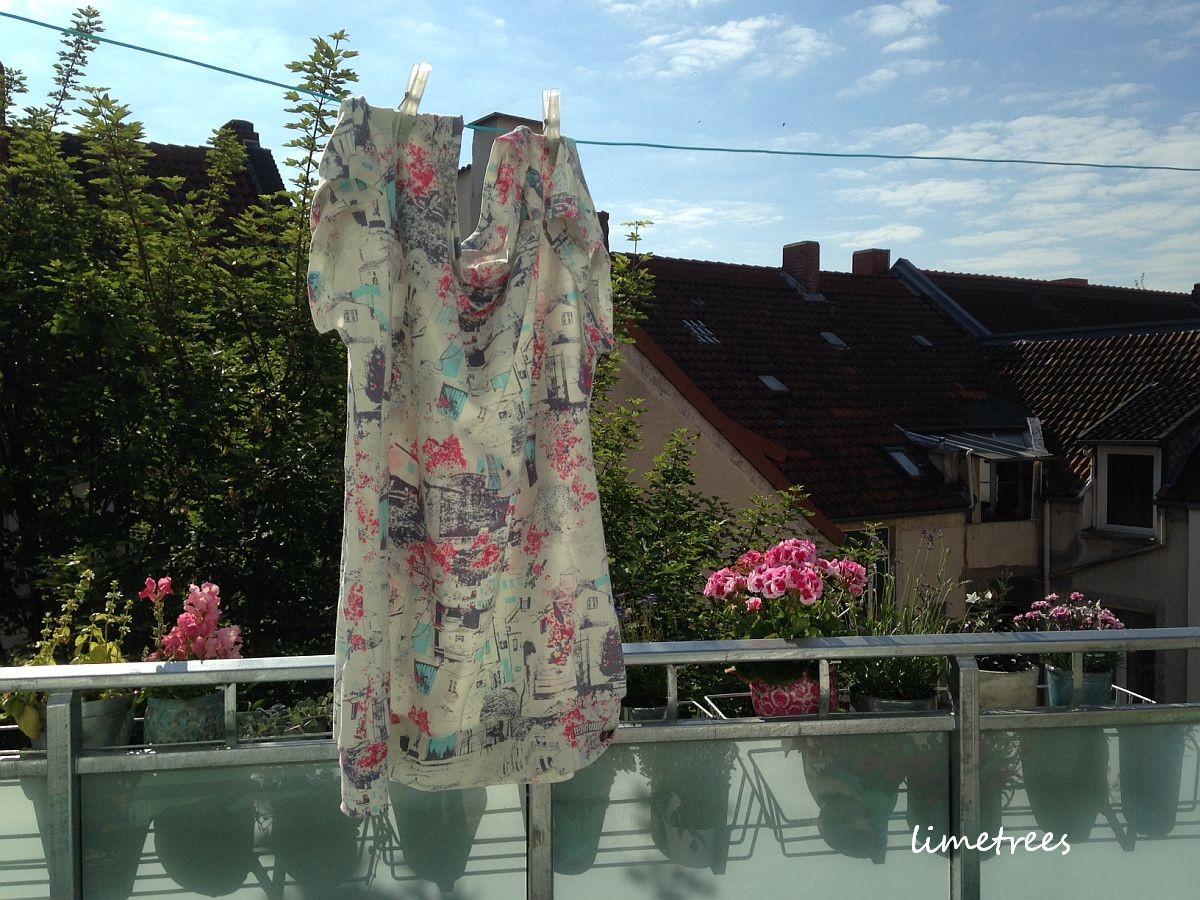 t-shirt nähen ratz fatz - Home of limetrees