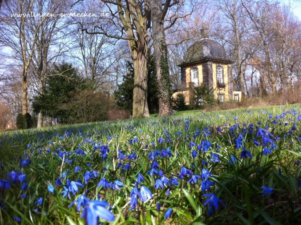 blaues wunder in linden