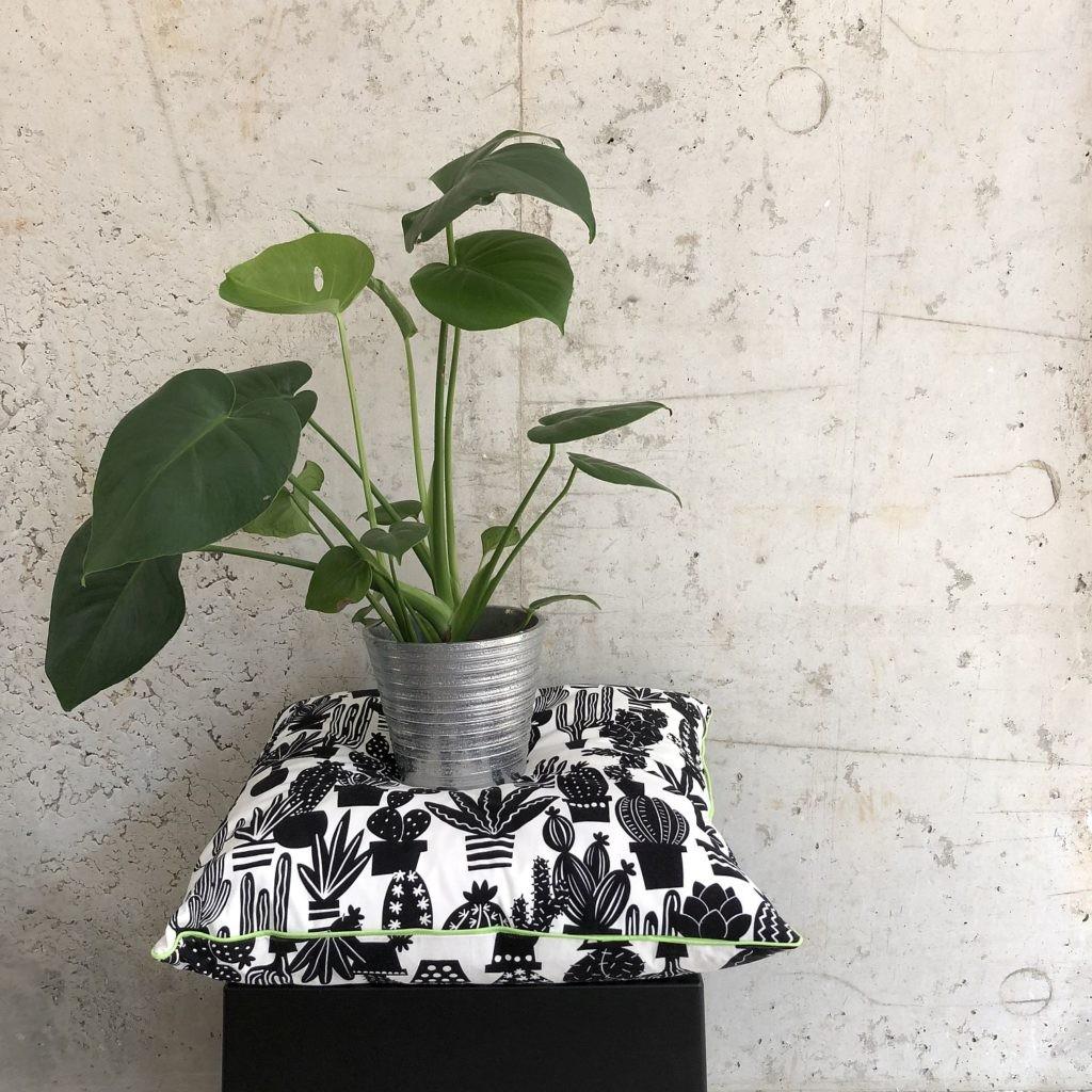 kaktuskissen alexander henry fabrics