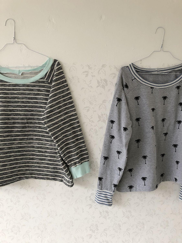 schnittmuster crop-sweater