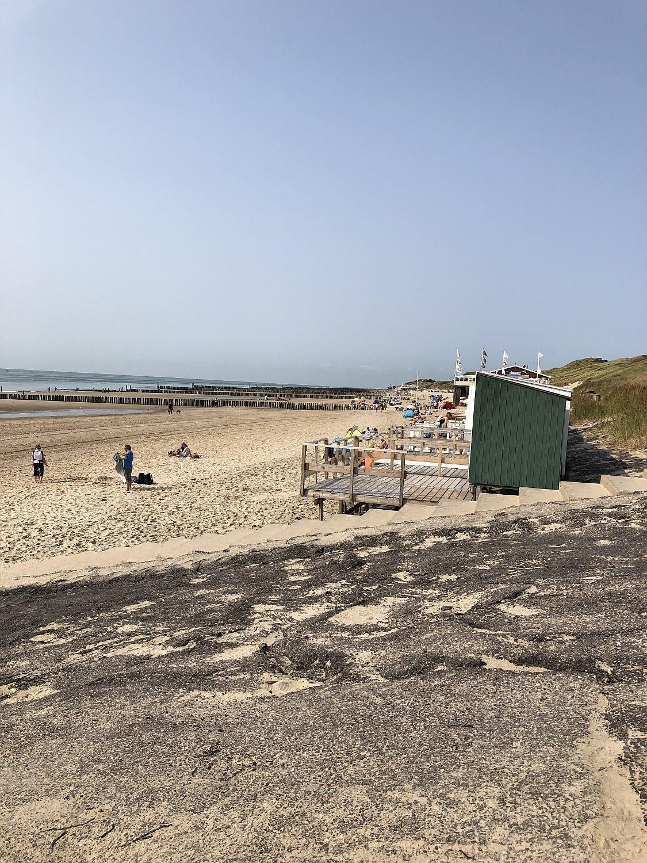 strandhütte zoutelande