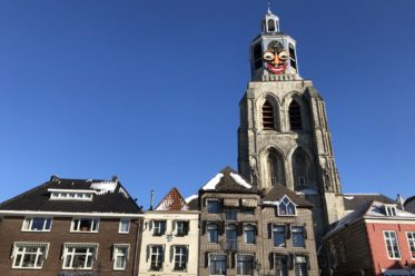 Karneval in Bergen op Zoom