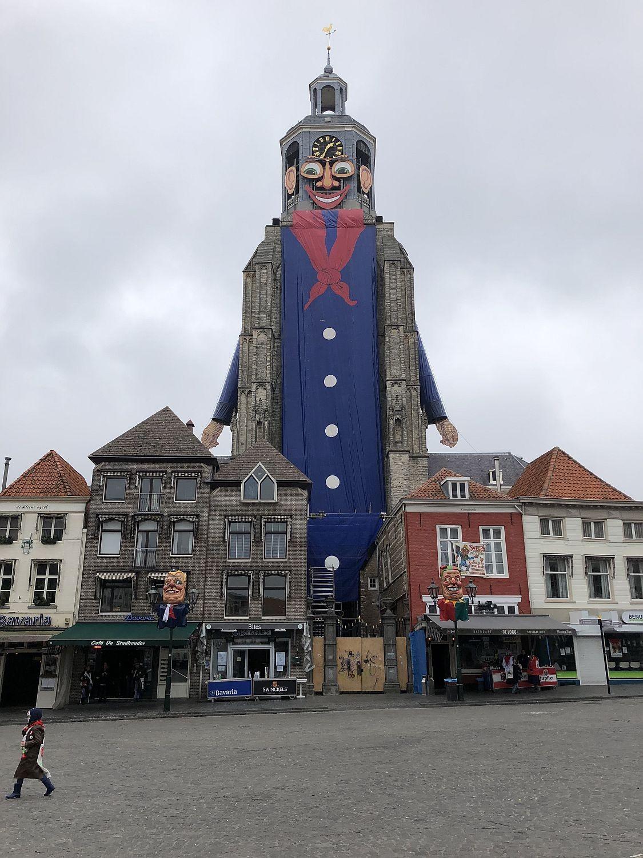 Karneval Peperbus Bergen op Zoom