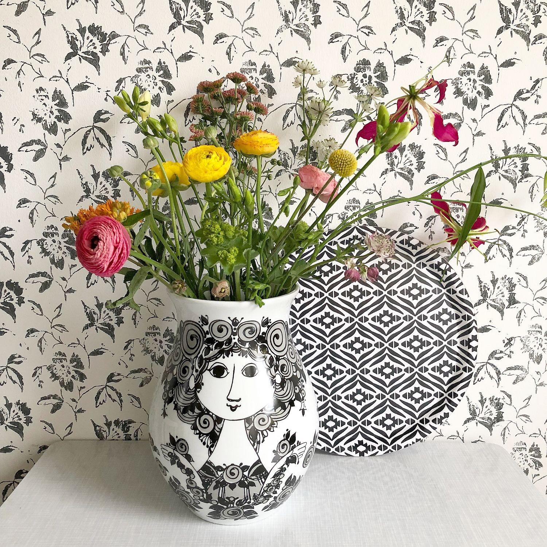 Glückwünsche per Blumenstrauß