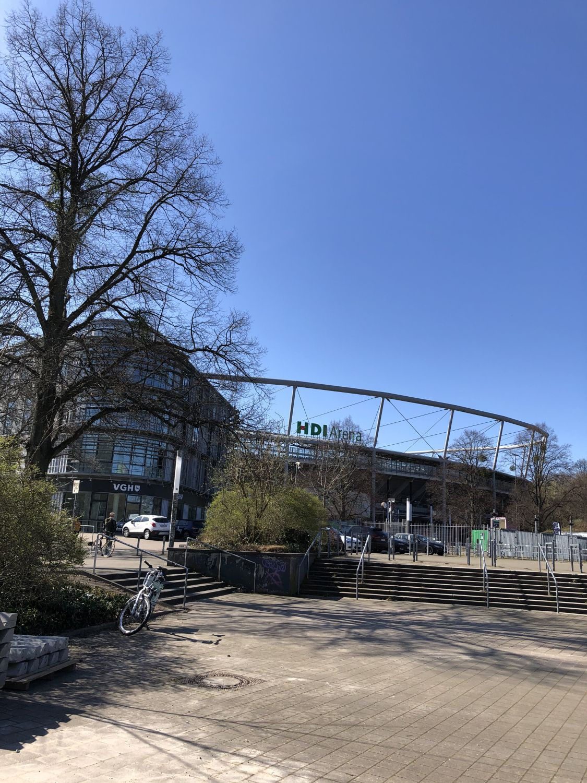 Niedersachsenstadion Hannover