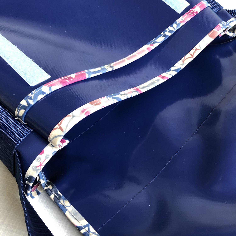 Tascheninnenansicht Schnittmuster