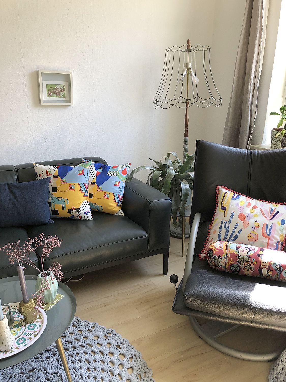 Sofa und Sessel von Rolf Benz