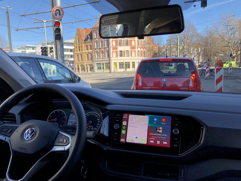 App Connect von VW