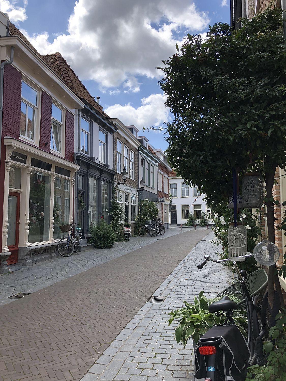 altes Städtchen in Brabant