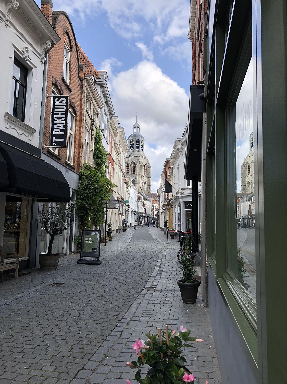 Sint-Gertrudiskerk Bergen op Zoom