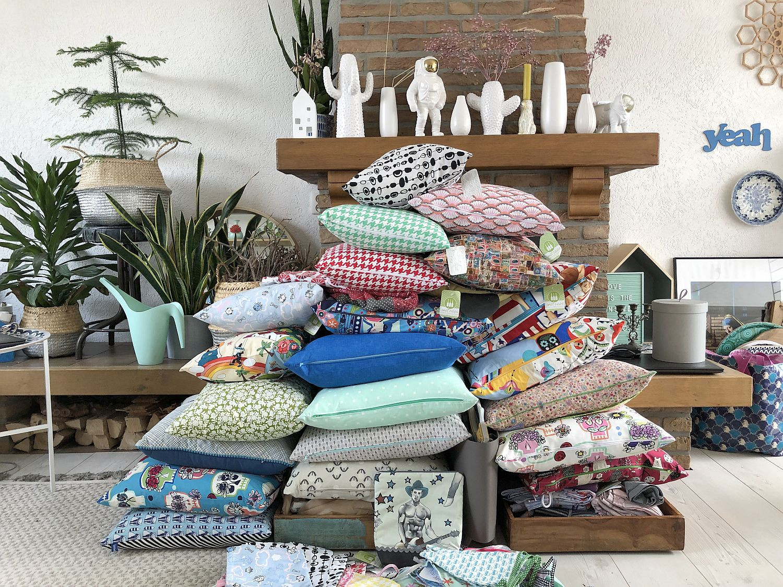 Kissen fürs Sofa
