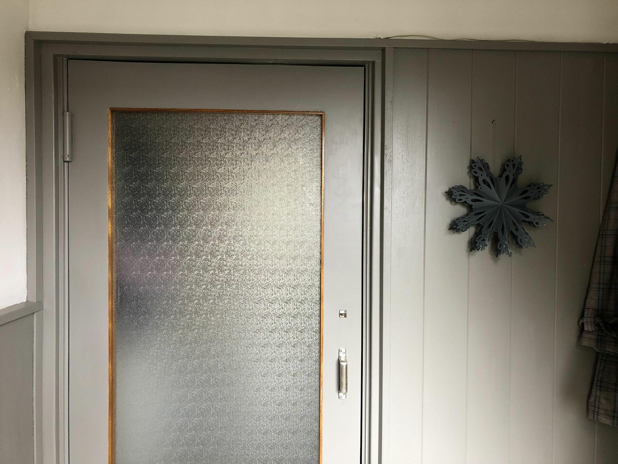 Flurrenovierung - alles wird grau