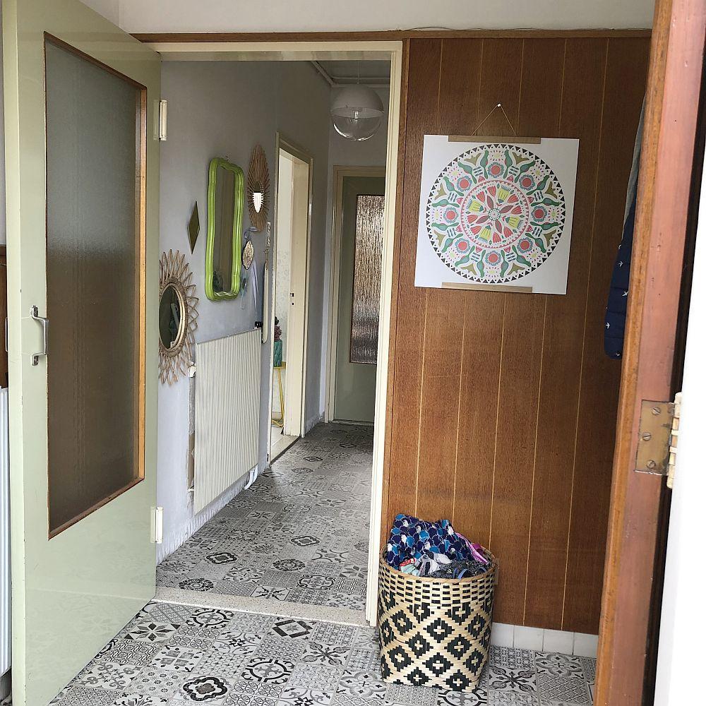Flurrenovierung - neuer Fußboden