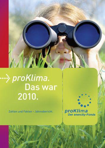 ProKlima Jahresbericht