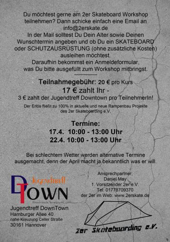2er Workshop