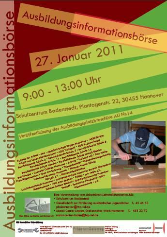 Ausbildungsinformationsbörse 2011