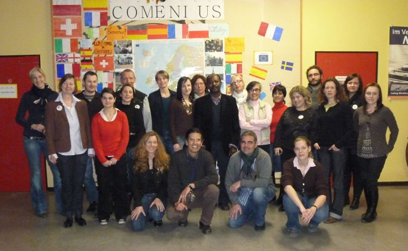 Europäisches Lehrerzimmer