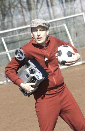 Fußball Schmalfilmabend mit Thommi Baake