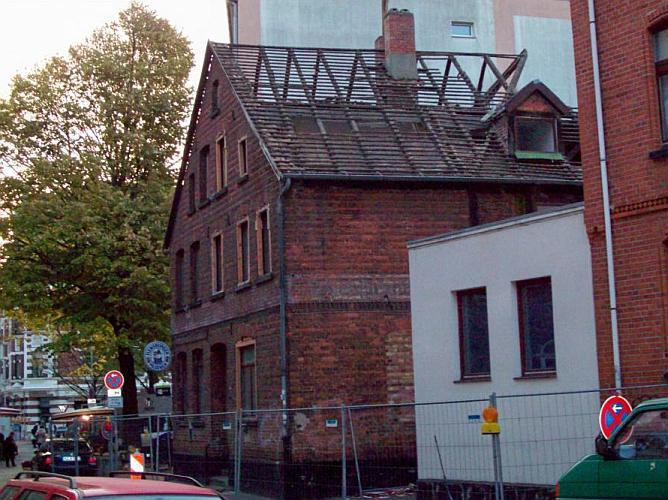 Davenstedter Straße 5 - 23.10.2010 (Foto: Jürgen Wessel)