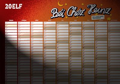 BCH-Kalender 2011