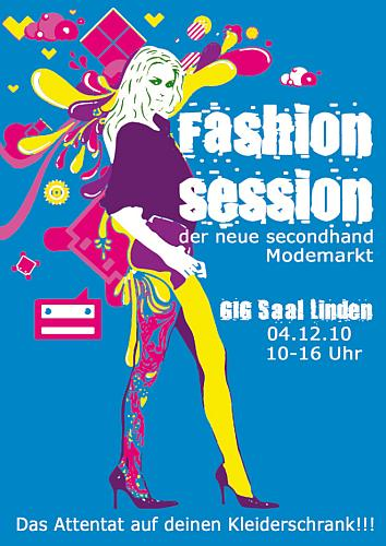 FASSION-SESSION - Second Hand Modemarkt