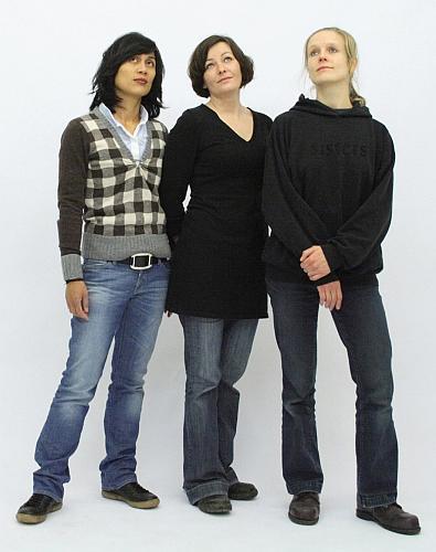 Atelier ohne Titel - Sandra Marianne Gast, Elisabeth Cardozo und Bendine Hentschel