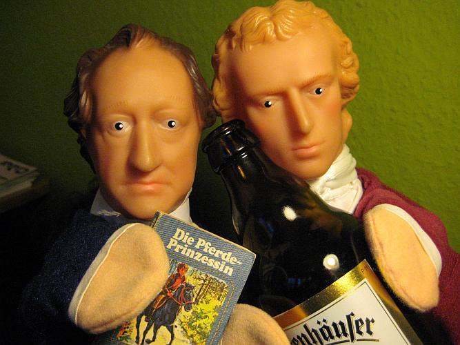 Buch oder Bier