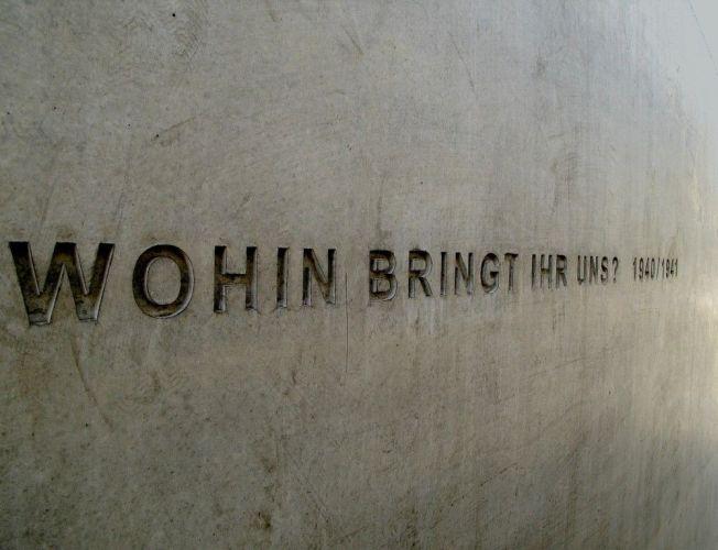 Denkmal für die Opfer der T4 Aktion (Foto: Farnsworth)