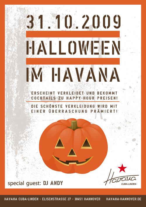 Halloween im Havanna