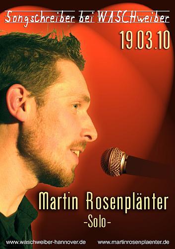 Martin Rosenplänter
