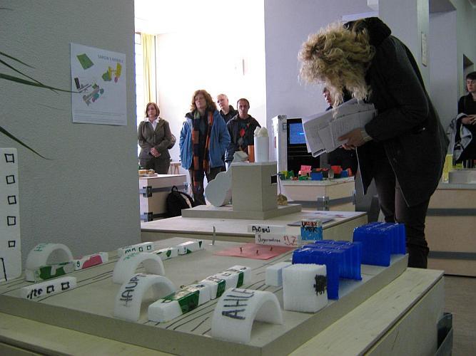 Modellausstellung im Lindener Rathaus