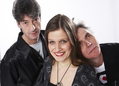 Uli Schmid, Christina Worthmann und Holger Kirleis
