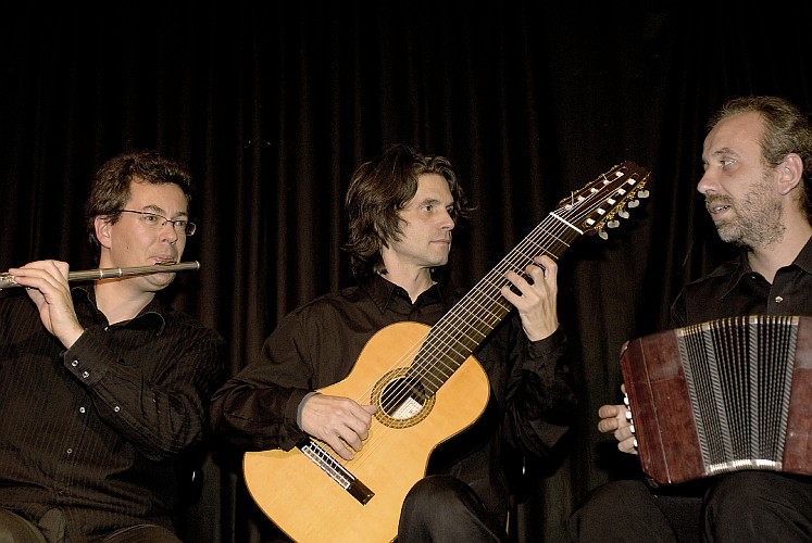 Trio Gorrión