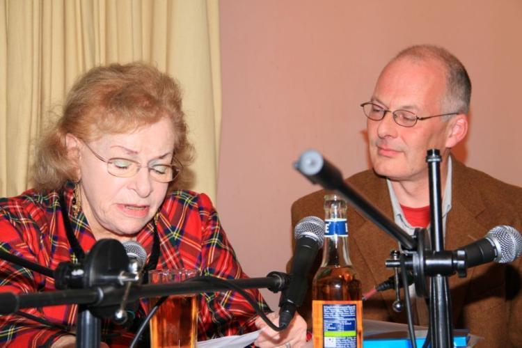 Frau Dreyfuß und Herr Jürging (Bild: Markus Golletz)
