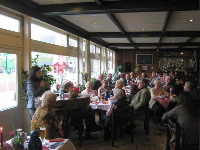 Viele Gäste beim Neujahrsempfang