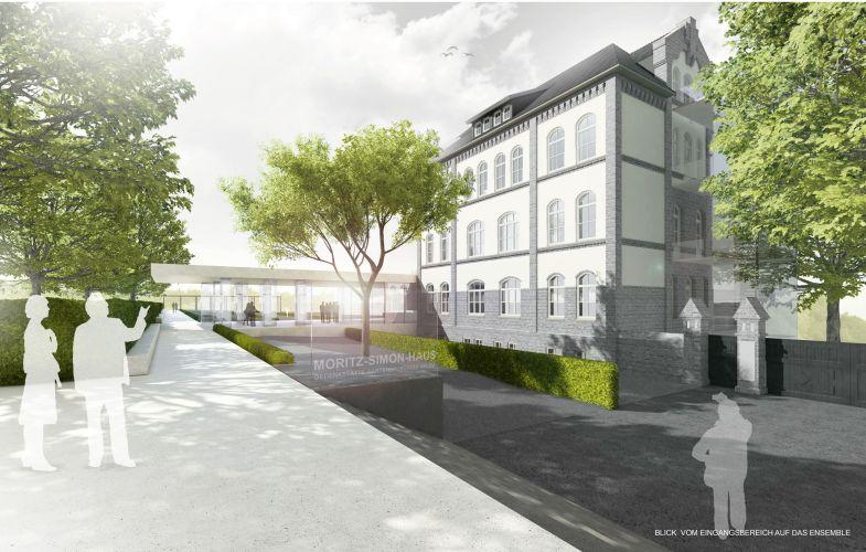 1. Preis: Arbeitsgemeinschaft Ahrens Grabenhorst Architekten