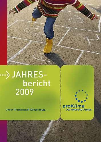 proKlima Jahresbericht 2009
