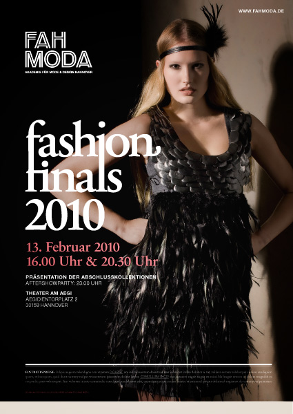 fashion finals 2010