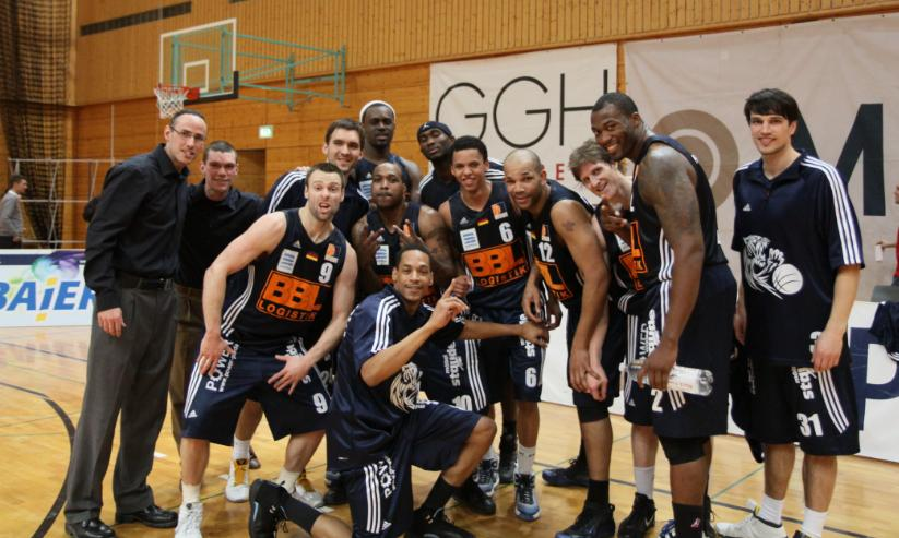 Das Team der UBC Tigers