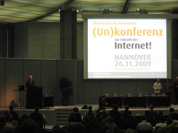 Prof. Barke (Leibniz Universität)