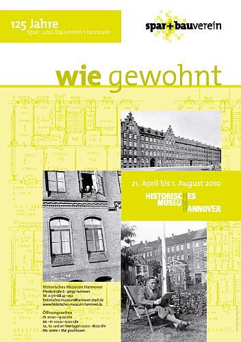 Wie gewohnt - 125 Jahre Spar- und Bauverein eG