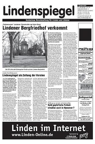 Lindenspiegel April 2000