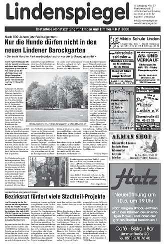 Lindenspiegel Mai 2000