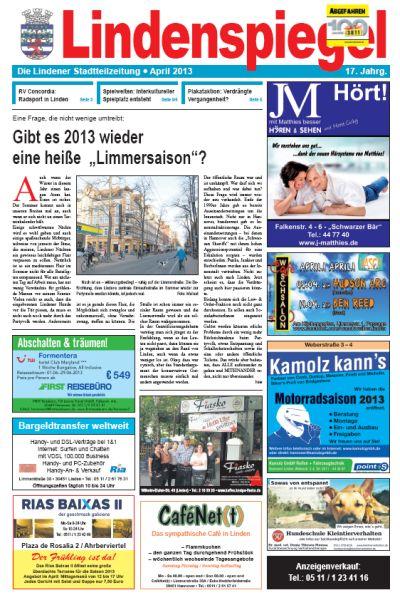 Lindenspiegel 04-2013