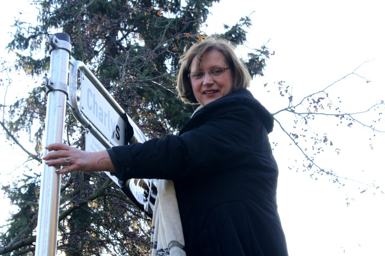 Bezirksbürgermeisterin Barbara Knoke