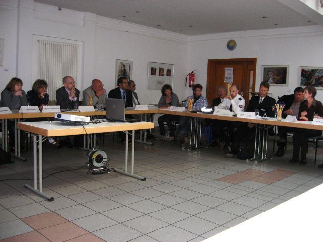 Sitzung des Integrationsbeirat Linden beim Verein Kargah e.V.
