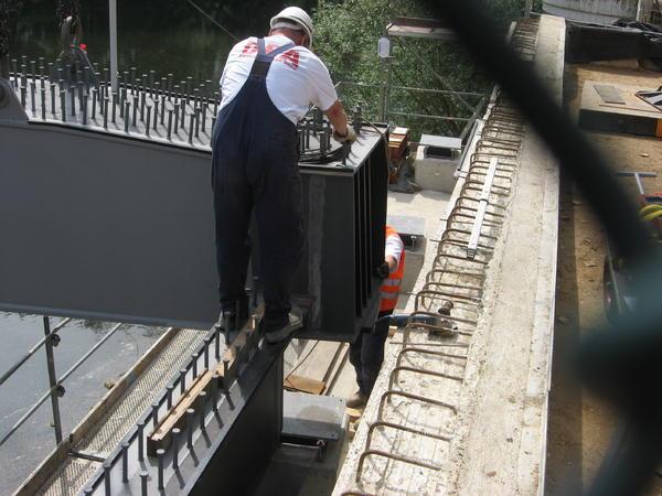 Neubau der Benno-Ohnesorg-Brücke