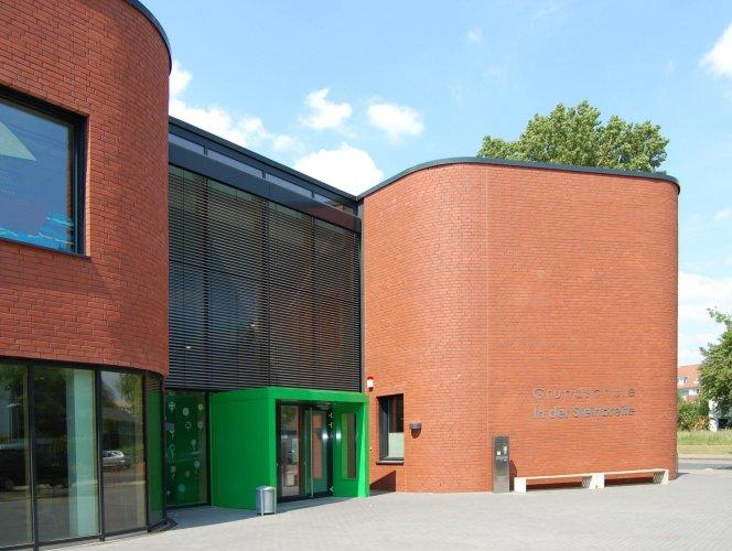Passivhaus: Grundschule In der Steinbreite